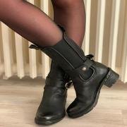 Mon coup de ❤️ Airstep avec cet élastique sur les 2 côtés!  #airstep #airstepshoes #boots #chaussuresfemme #mode #tendance