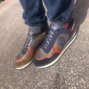Marine ou kaki.. il ne reste plus qu'à choisir sa couleur messieurs!  #redskins #redskinsshoes #chaussureshomme #sneakers #sneakersaddict